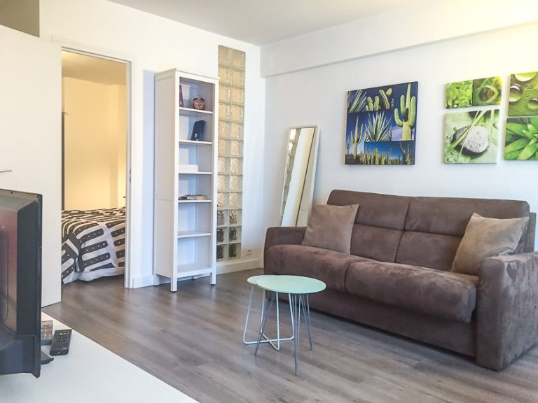 'ACHILLE MARTINET 1 bedroom with Balcony in Montmartre