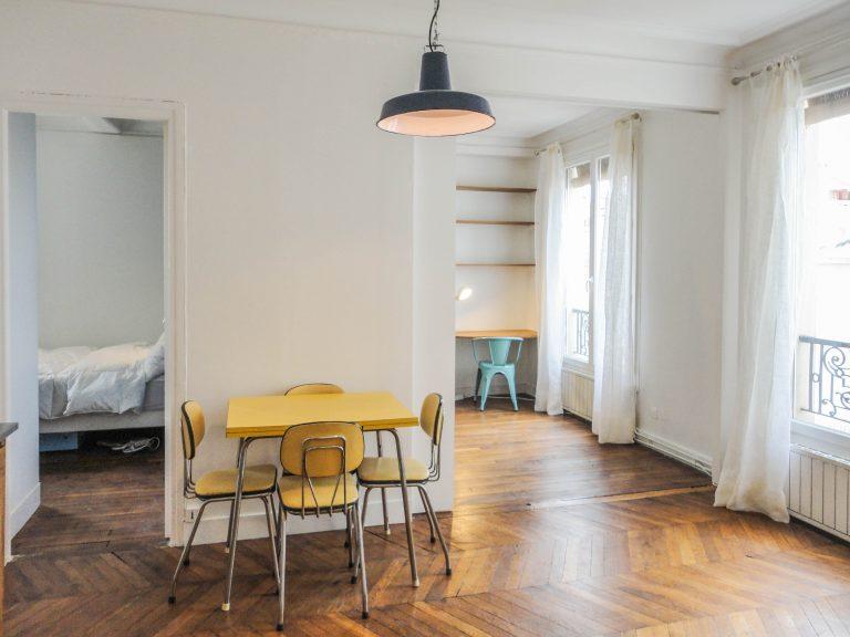 '2 Bedroom Pere Lachaise CHEMIN VERT