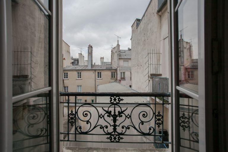 'CHAPON studio near Pompidou Center / Le Marais