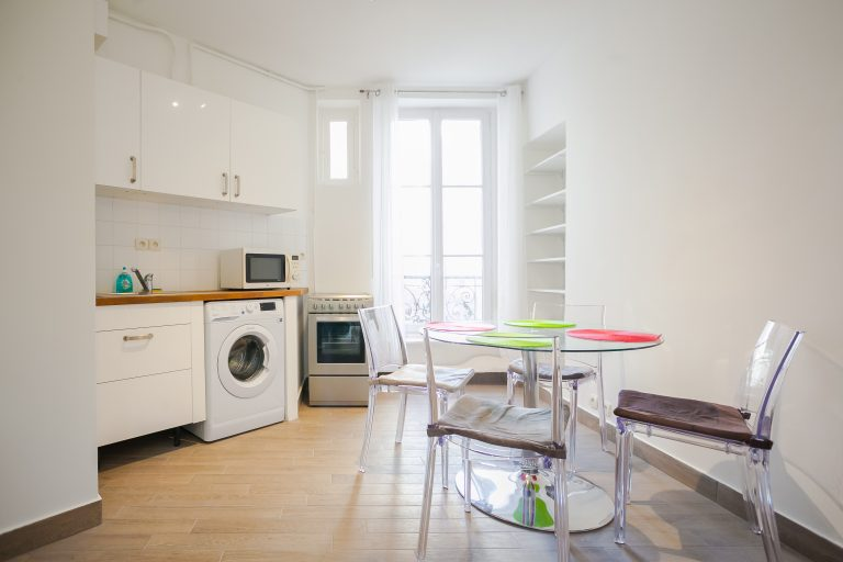 'PETRARQUE 1 bedrooms near Trocadero