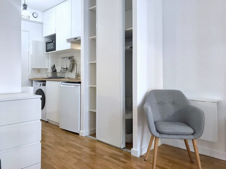 'Studio Place de Ternes PONCELET 105