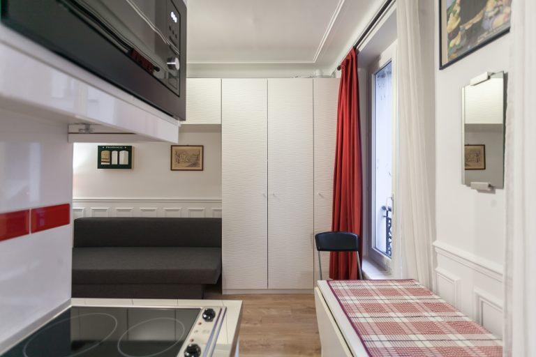 'Fully renovated Studio in Bastille FROMENT