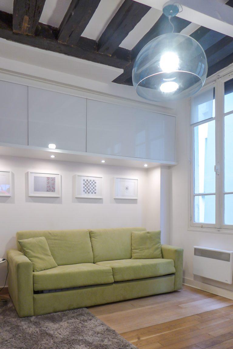 'Studio Le Marais SAINT MARTIN