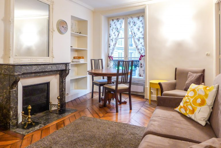 'ASSAS 1 bedroom in Saint Germain – Luxembourg