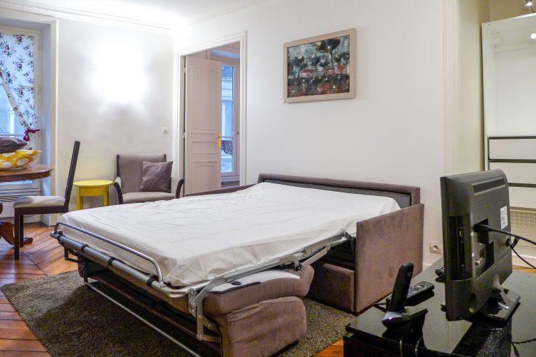 'ASSAS 1 bedroom in Saint Germain – Luxembourg