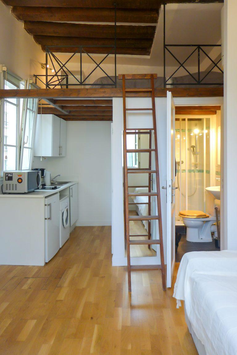 'Studio Hotel de Ville SAINT DENIS