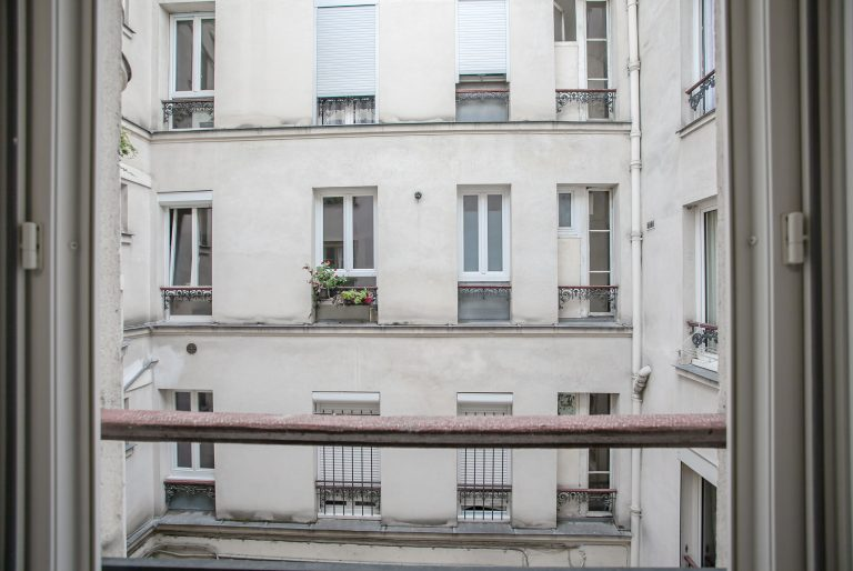 'POPINCOURT lovely renewed 1 bedroom