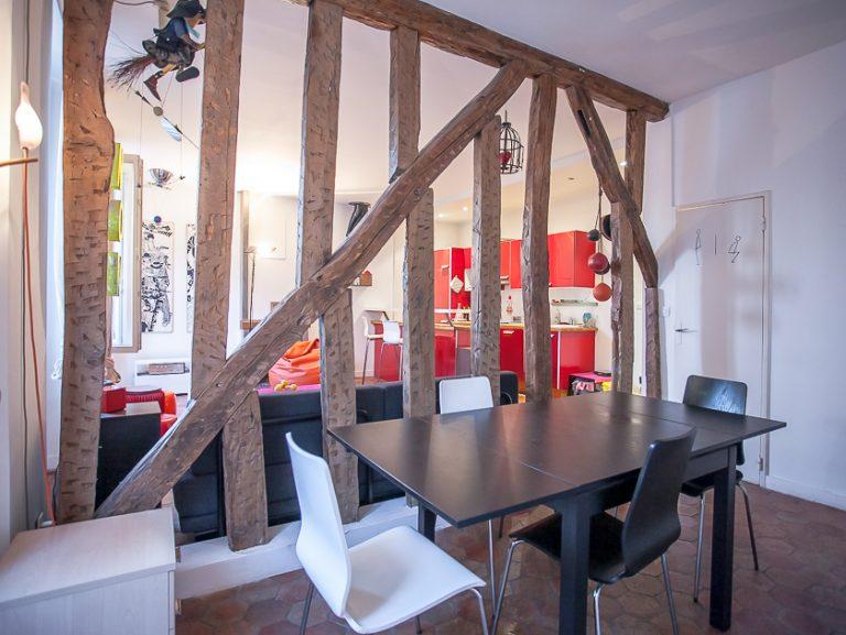 'BASTILLE – Lovely 1 bedroom in lively Lappe street