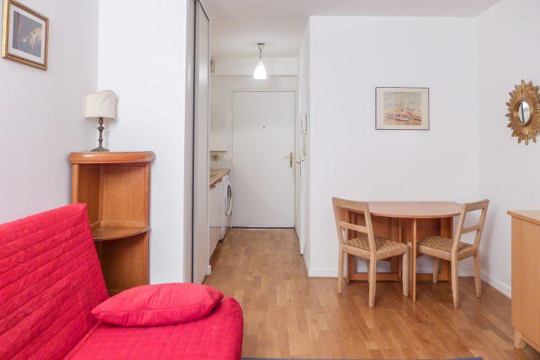 'Studio Place de Ternes PONCELET 106