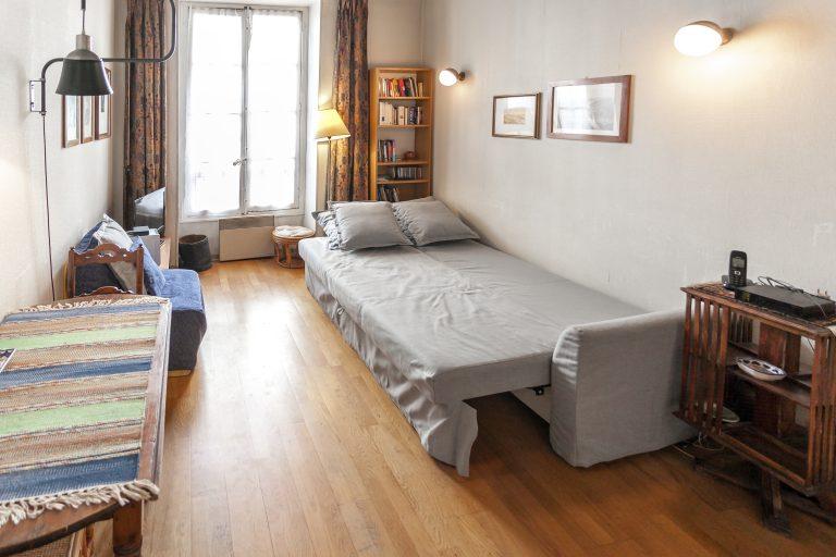 'SAINT LOUIS in l'lle 1Bedroom apartment