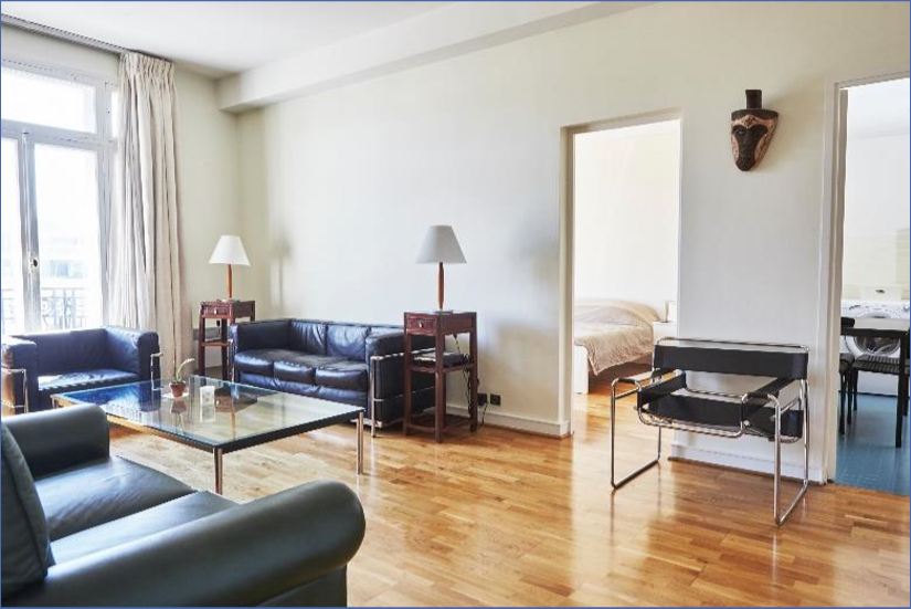 'CHAUCHAT 2 Bedroom Apartment