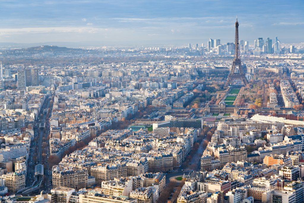 città di Parigi