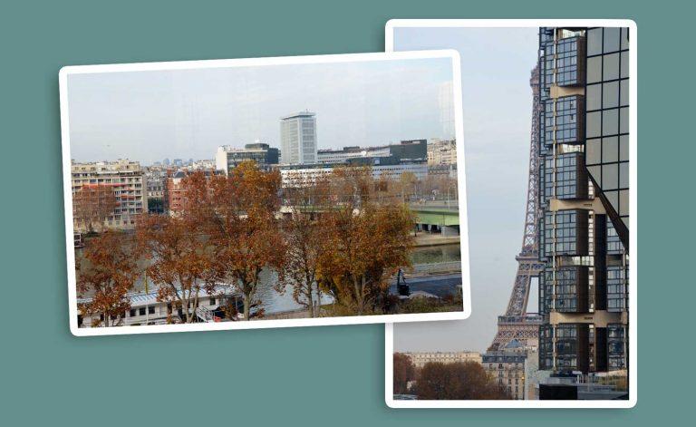 'Tour Eiffel – Quai Citroën: ID 273