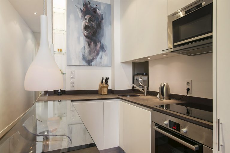 '1 Bedroom Apartment at Saint Honore