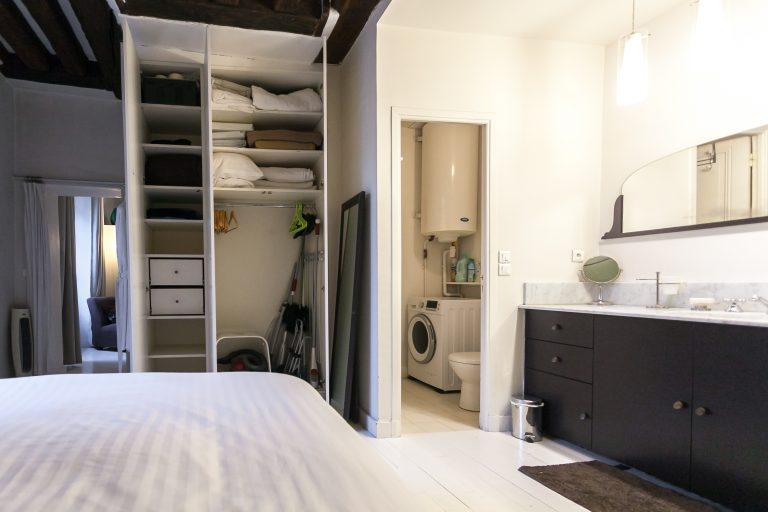 '1 Bedroom Apartment BAILLY in the Marais