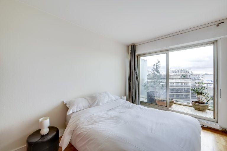 'Montparnasse rue du départ 1 Bedroom Apartment