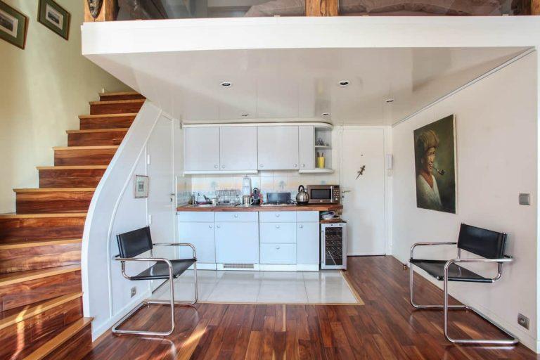 'Duplex Apartment Tiquetonne