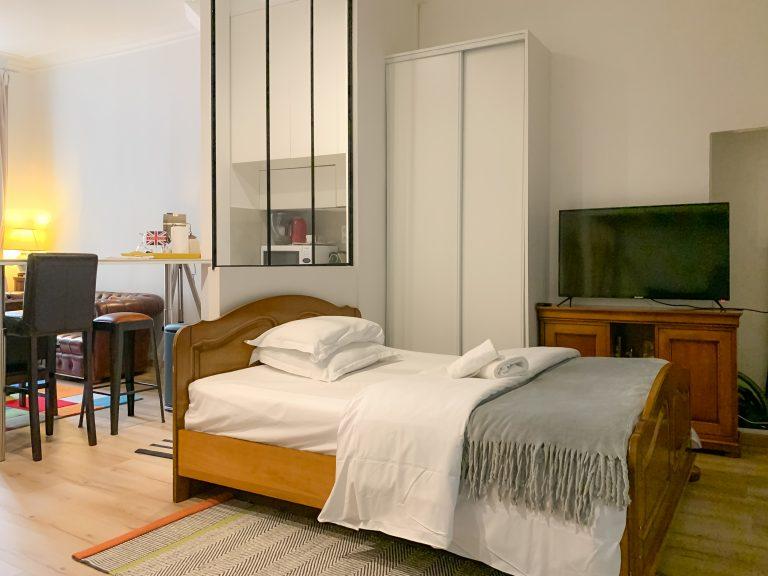 'Beautiful 42sqm apartment Harpe 51