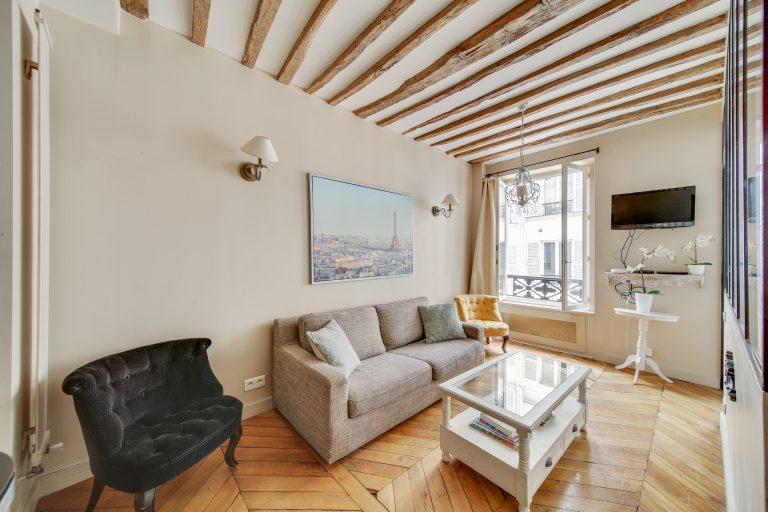 '1 Bedroom Apartment in Saint Germain