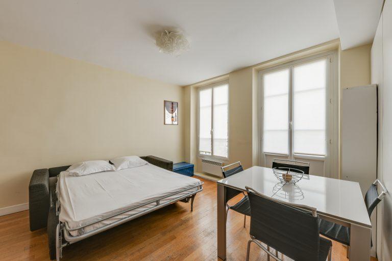 '1 Bedroom Apartment Saint Denis